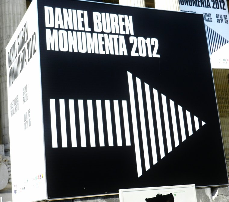 Monumenta 2012.