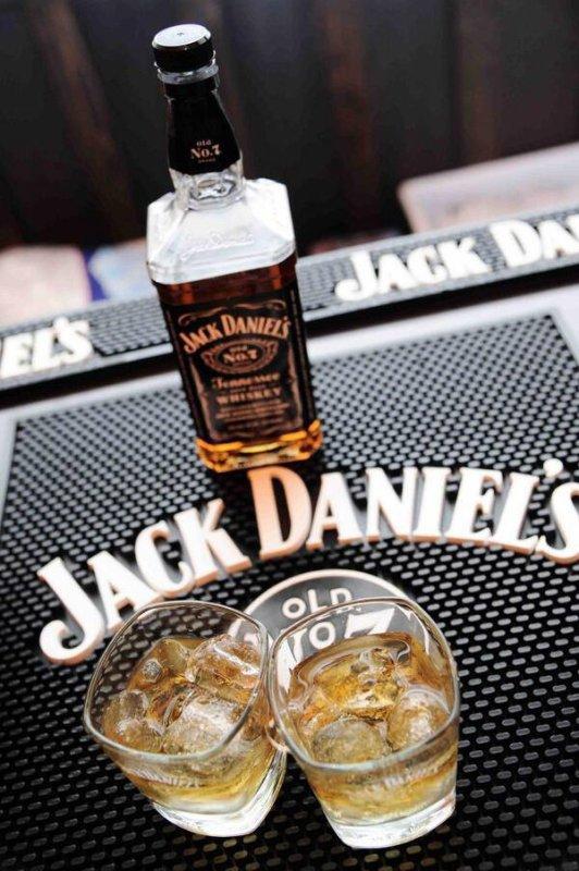 un bon jack danirl's pour une bonne soirèe ;) <3