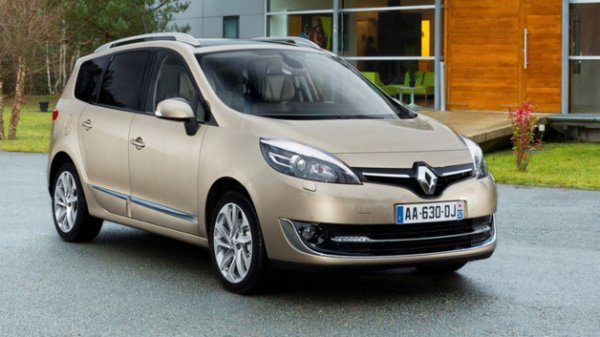le renault scenic 3 phace trois