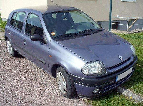 LA RENAULT CLIO 2 PHASE 1
