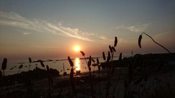 Kerlouan couché de soleil