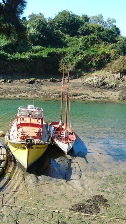 Petite balade dans le Finistère Plouguerneau