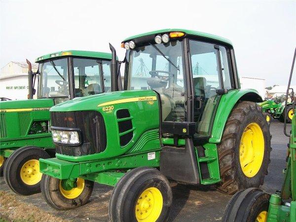 6230 Premium en deux roues motrices