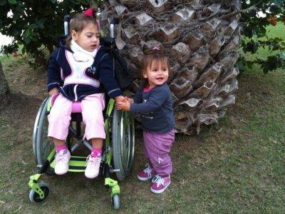 lilou et sa petite soeur