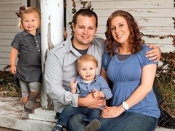 Anna et Josh vont avoir un 3ème enfants !