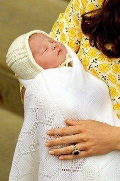 Royal Baby 2 !!!! C'est une fille !!!!