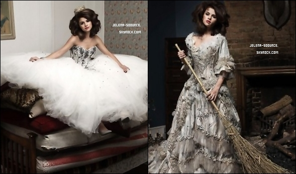 Quelques Photoshoots de Selena Gomez + Photos coup de coeur ♥