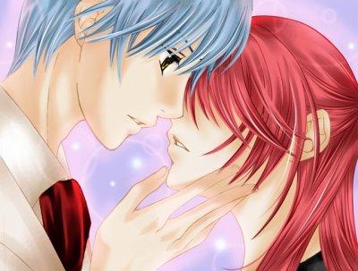 Troisième couple : Len et Kahoko♥