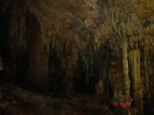 Les grottes de Ain Fezza