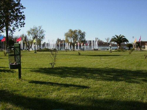 Jardin public grand bassin Tlemcen