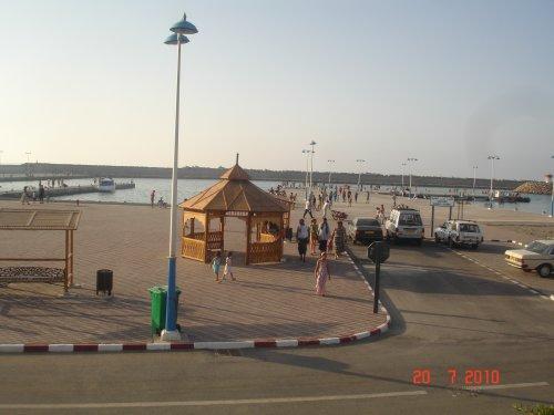 Le port de portsay