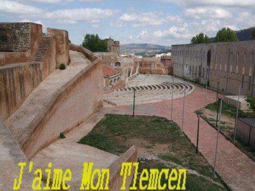 Le palais de El-Mechouar (situé au centre ville de Tlemcen)
