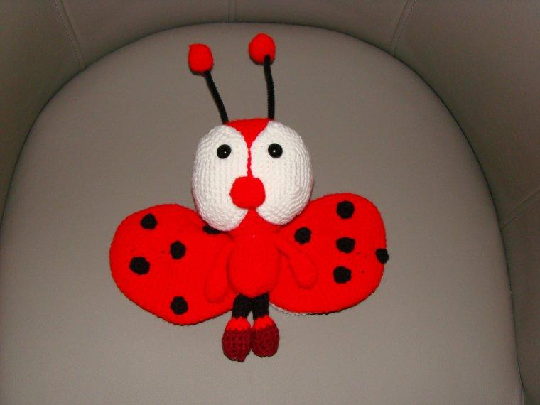 insecte trop mimi