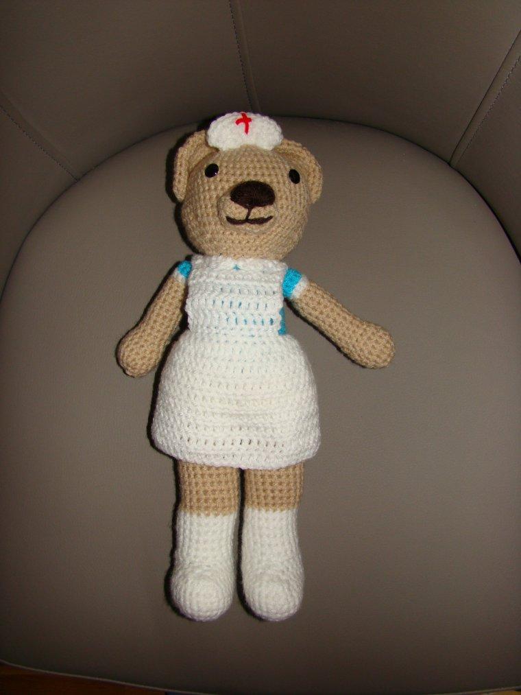 oursonne infirmière