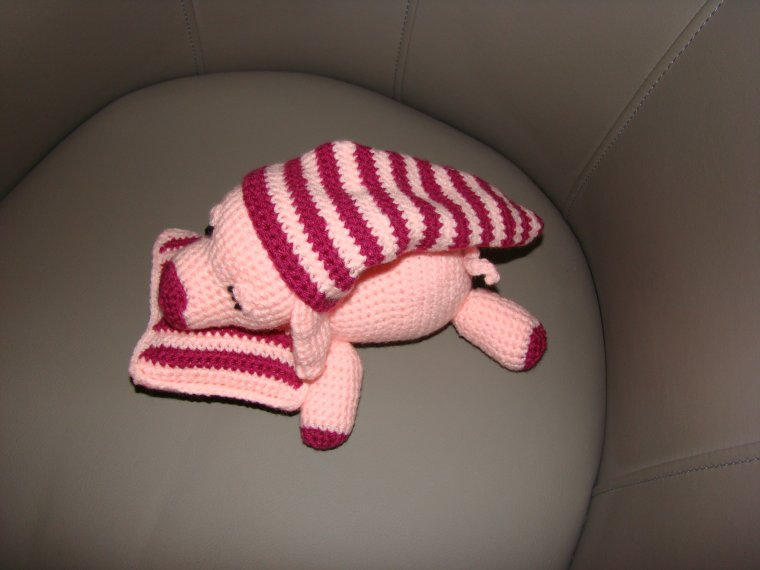 cochon coucher