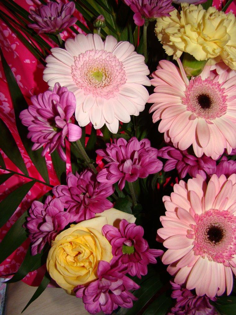 bouquet offert pour ma maman damour que j 'aime enormement