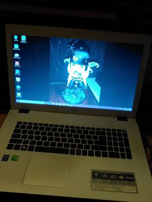 nouveau ordinateur