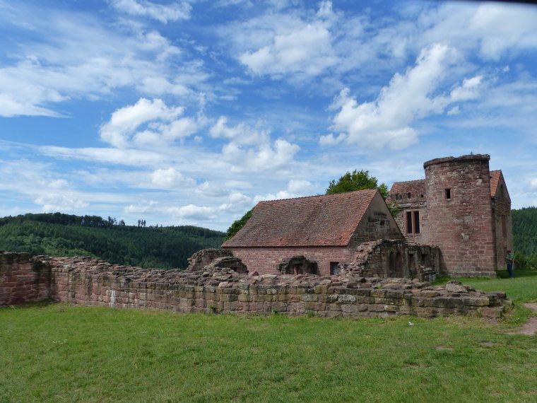 chateau en alsace 17 aout 2017