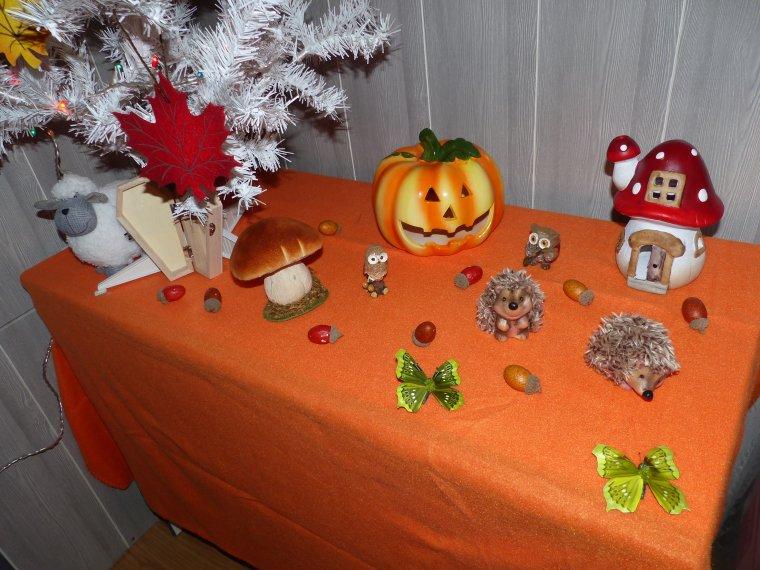Joyeux Halloween mes amies