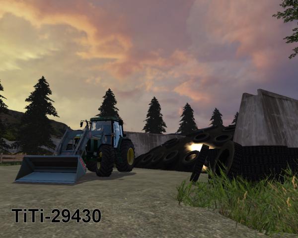 [Farming Simulator 15]  Fin de la journée