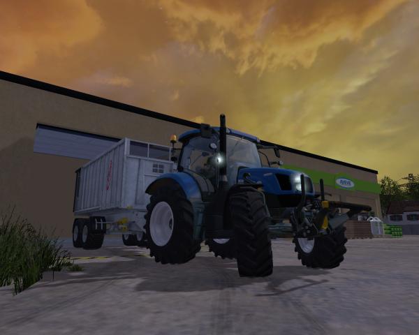 [Farming Simulator 15]  Transfert de Colza A La Coop