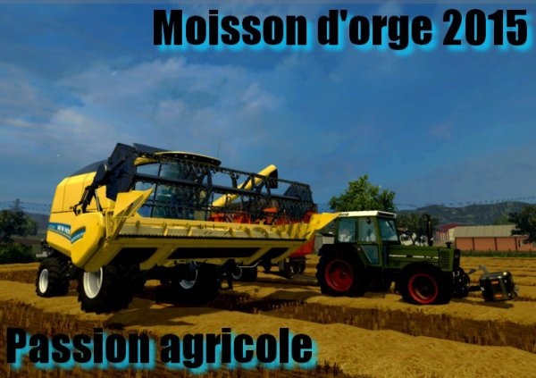 [Farming Simulator 15] Nouvelle chaine youtube