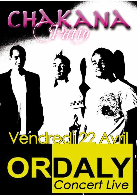 Concert Ordaly au Chakana