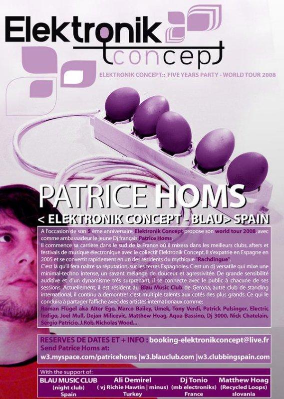 Pat Homs
