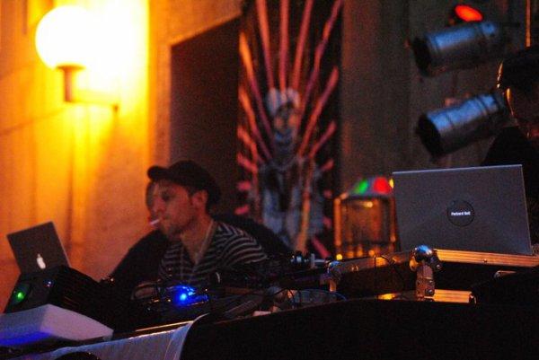 Tekno à Gruissan : Pat Homs & ManMan le 30.06.2011 au Rafiot à Gruissan