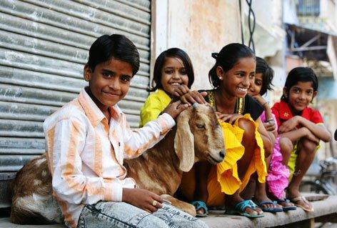 SOUTIEN AUX ENFANTS INDIENS