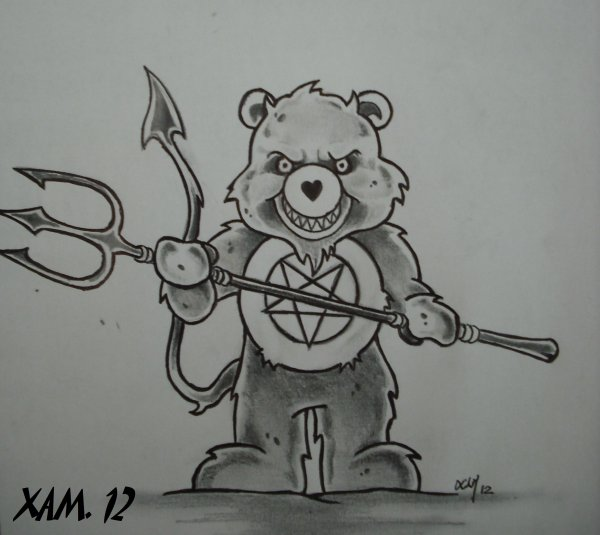 REPRO BISOUNOURS ( Zombie by Xam )