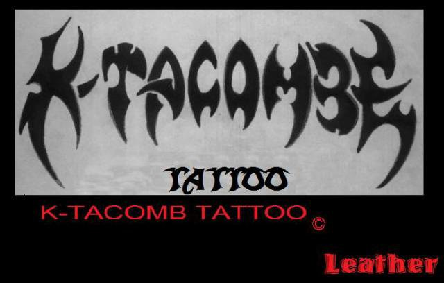 K-TACOMBE TATTOO(c)