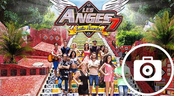 Les candidats de la nouvelles saison des anges 7
