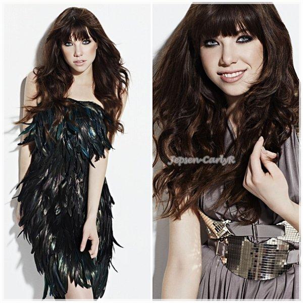 Carly fait la couverture du magazine canadien Fashion 28/08/2012 ▬ Carly était l'invité du Tonight Show de Jay Leno