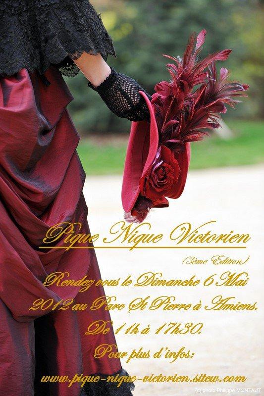 Pique Nique Victorien  2012 à Amiens 3ème édition!