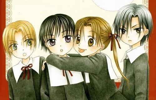 Manga 2 : Académie Alice