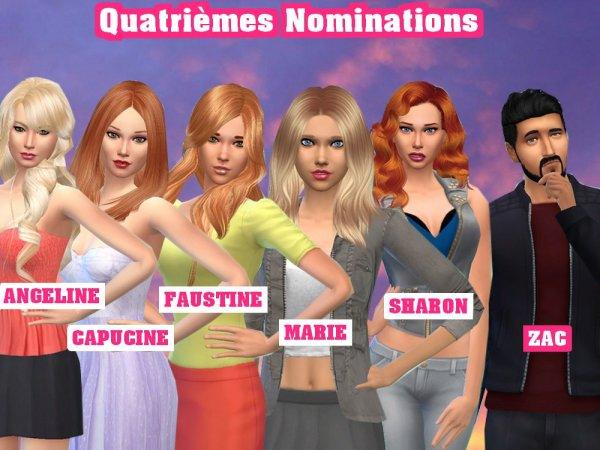 SSS 04 - Quatrièmes Nominations