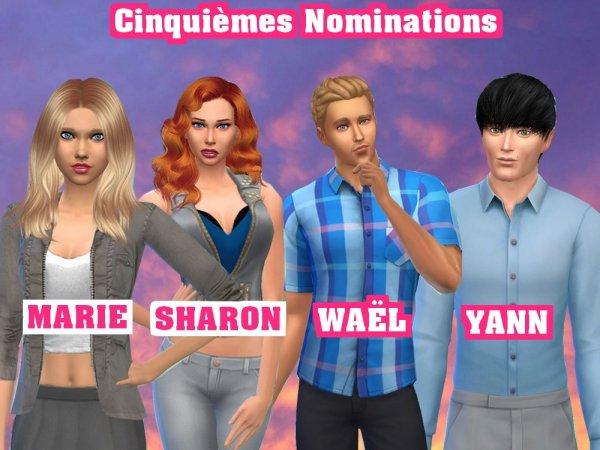 SSS 04 - Cinquièmes Nominations : Qui doit rester ?