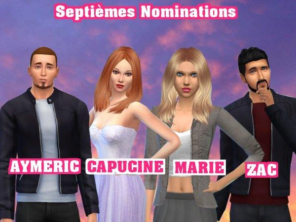 SSS 04 - Septièmes Nominations : Qui doit rester ?