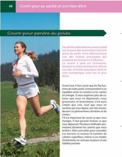 Courir pour sa santé et son bien-être