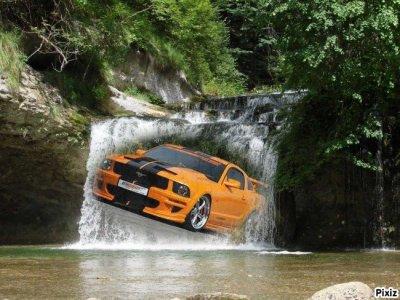 Mustange GT