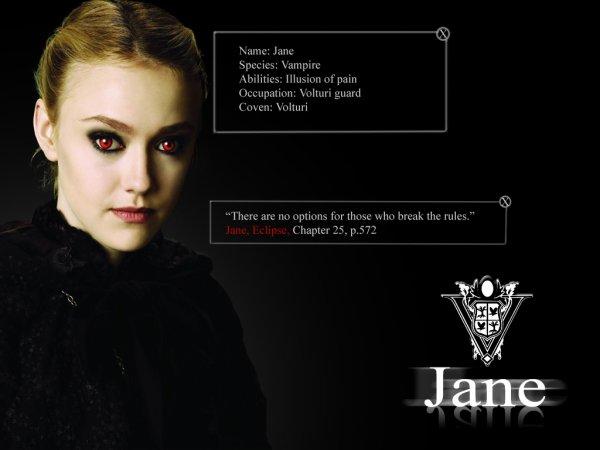Moi c'est Jane Volturi