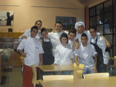 yo y  mis  compañeros  del  curso