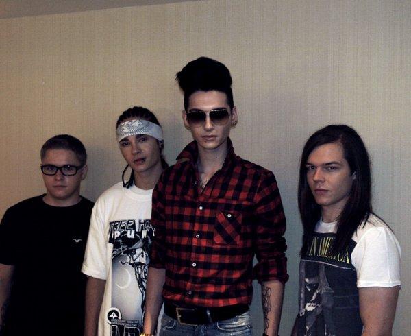 Tokio Hotel ; Une passion qui à tournée à l'obssession ...