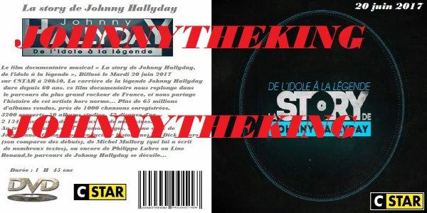 dvd la story de johnny