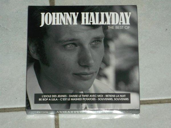 coffret 5 cd best of