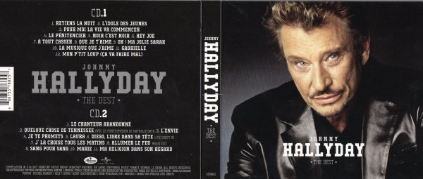 johnny hallyday the best 2017