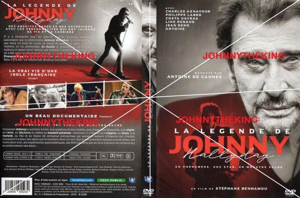 DVD ORIGINAL  LA LEGENDE DE JOHNNY