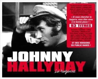 "johnny hallyday cd digipack 3 cd ""la bagarre"""