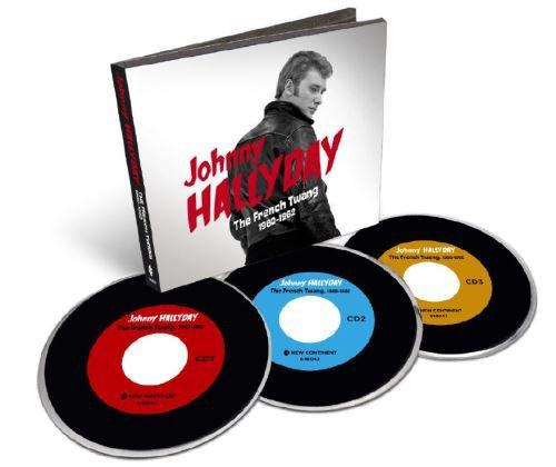 johnny hallyday the french twang 1960-1962